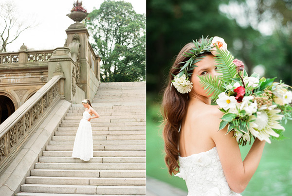 The Flower Bride-Wedding Editorial-Lindsay Madden Photography-02