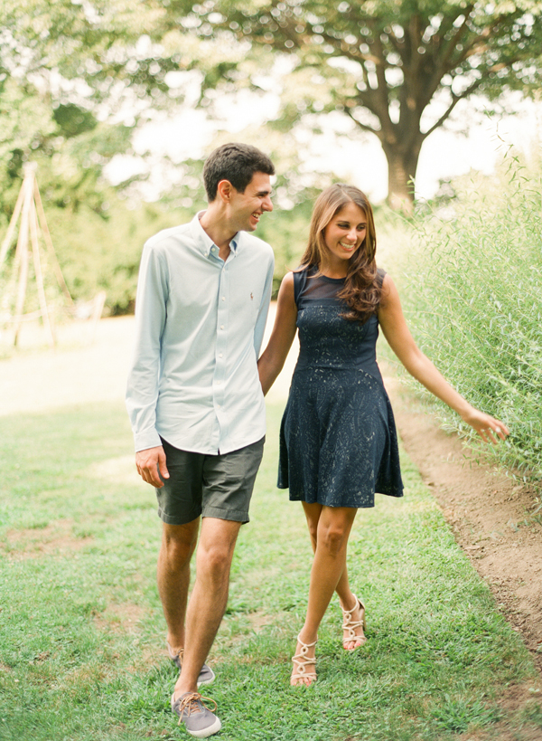 The Cloisters Engagement- Lindsay Madden Photography-2