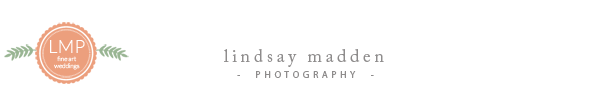 Lindsay Madden Photography logo